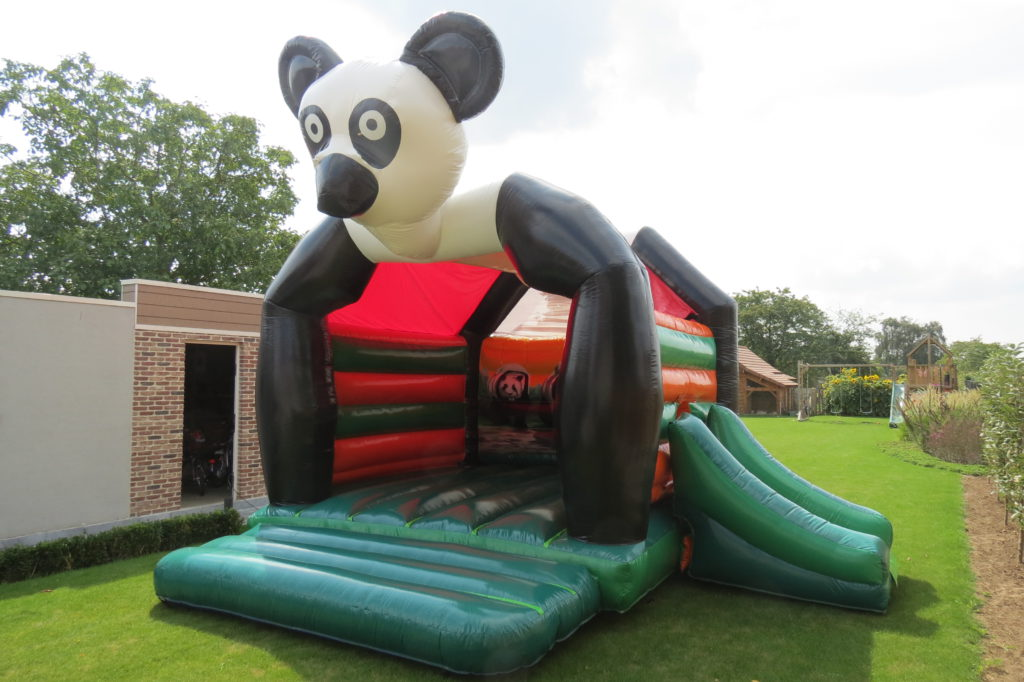 Panda springfeest