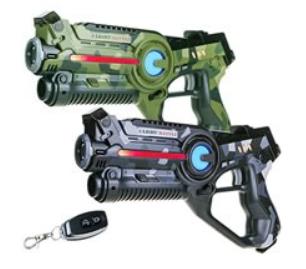 lasershooting